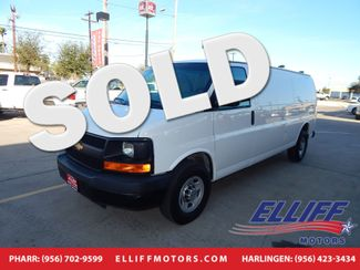 2011 Chevrolet Express Cargo Van in Harlingen, TX 78550