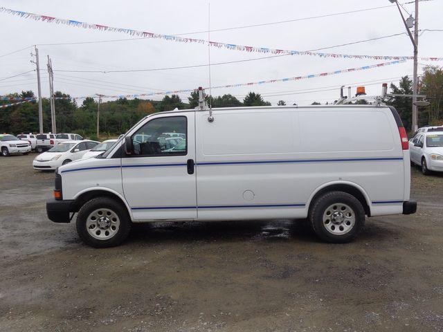 2011 Chevrolet Express Cargo Van Hoosick Falls, New York
