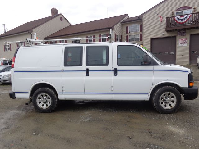 2011 Chevrolet Express Cargo Van Hoosick Falls, New York 2