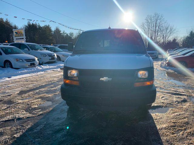 2011 Chevrolet Express Cargo Van Hoosick Falls, New York 1