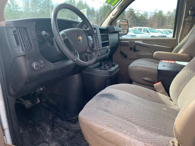 2011 Chevrolet Express Cargo Van Hoosick Falls, New York 5