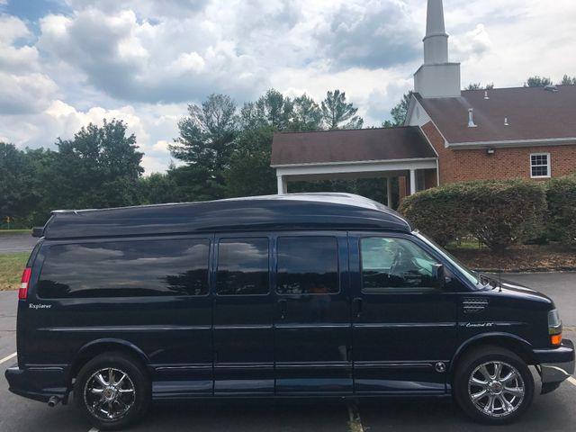 2011 Chevrolet Express Cargo Van YF7 Upfitter Leesburg, Virginia 4