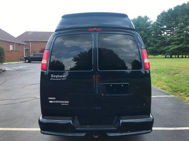 2011 Chevrolet Express Cargo Van YF7 Upfitter Leesburg, Virginia 6