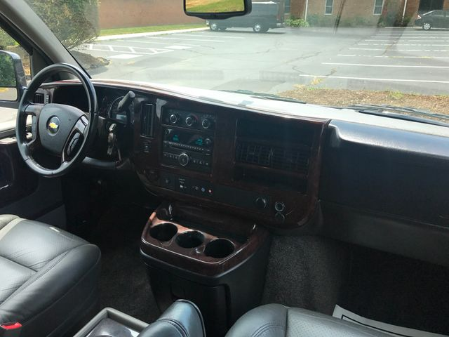 2011 Chevrolet Express Cargo Van YF7 Upfitter Leesburg, Virginia 38