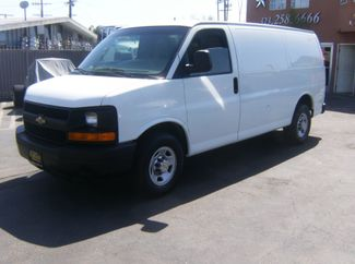 2011 Chevrolet Express Cargo Van Los Angeles, CA 0