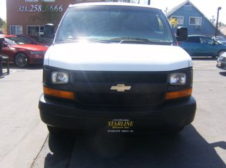 2011 Chevrolet Express Cargo Van Los Angeles, CA 1