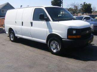 2011 Chevrolet Express Cargo Van Los Angeles, CA 4