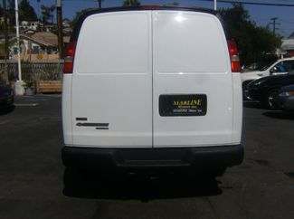 2011 Chevrolet Express Cargo Van Los Angeles, CA 9