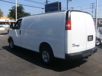 2011 Chevrolet Express Cargo Van Los Angeles, CA 5