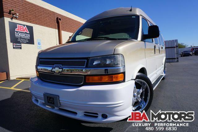 2011 Chevrolet Express Cargo Van YF7 Upfitter Starcraft High Top Conversion Van | MESA, AZ | JBA MOTORS in Mesa AZ