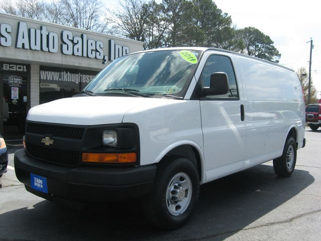 2011 Chevrolet Express Cargo Van Richmond, Virginia 1
