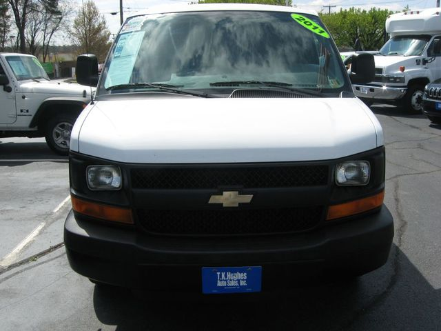 2011 Chevrolet Express Cargo Van Richmond, Virginia 2