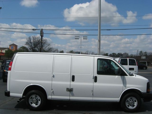 2011 Chevrolet Express Cargo Van Richmond, Virginia 4