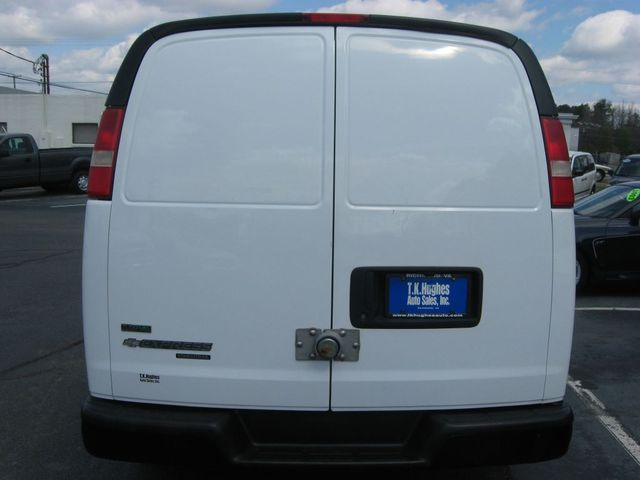 2011 Chevrolet Express Cargo Van Richmond, Virginia 6