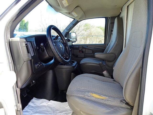 2011 Chevrolet Express Commercial Cutaway Work Van Madison, NC 23