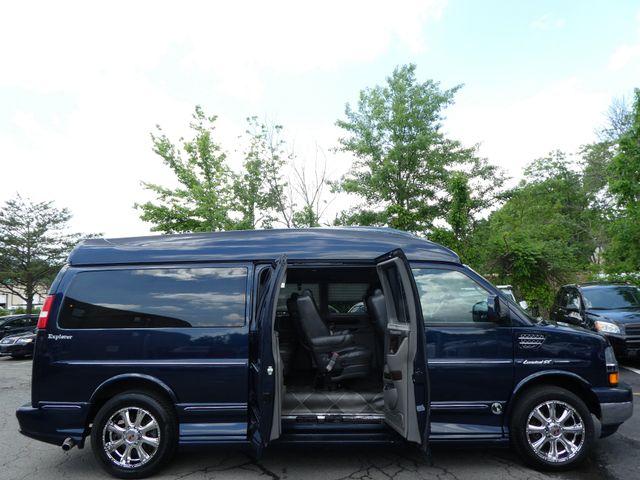 2011 Chevrolet Express Cargo Van YF7 Upfitter Leesburg, Virginia 8