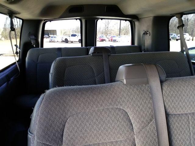 2011 Chevrolet Express Passenger 1LT Houston, Mississippi 11