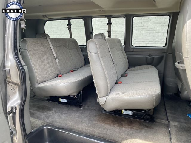 2011 Chevrolet Express Passenger 1LS Madison, NC 11
