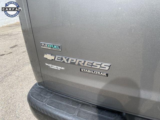 2011 Chevrolet Express Passenger 1LS Madison, NC 16