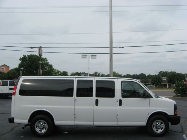 2011 Chevrolet Express Passenger 1LS in Richmond, VA, VA 23227