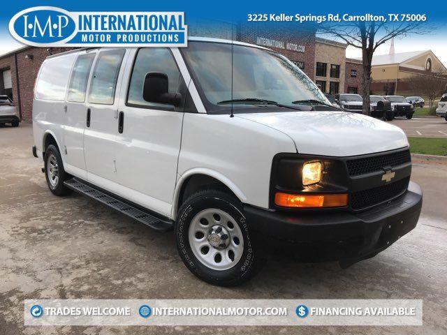 2011 Chevrolet G1500 Vans Express