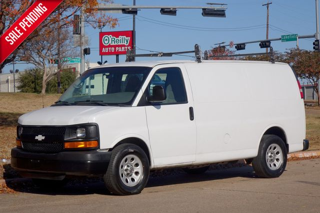 2011 Chevrolet G1500 Vans Express Cargo Van Work Van Tool Van No Financing
