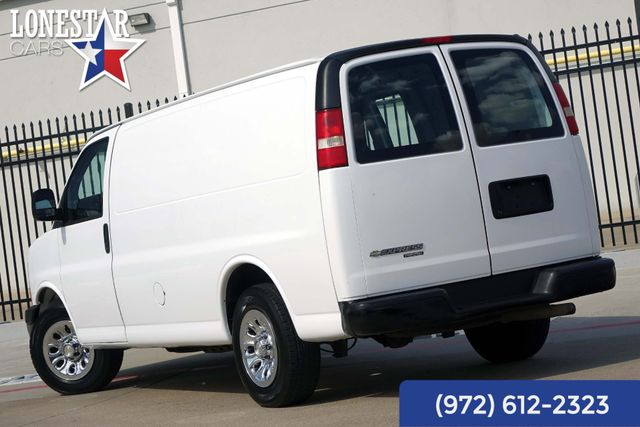 2011 Chevrolet G1500 Cargo Van Clean Carfax One Owner V6 Express in Merrillville, IN 46410