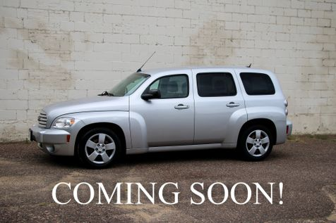2011 Chevrolet HHR Utility Hatchback w/Backup Cam, Remote Start, XM Radio, Aux/USB Input, 2-Tier Cargo Area & Hitch in Eau Claire