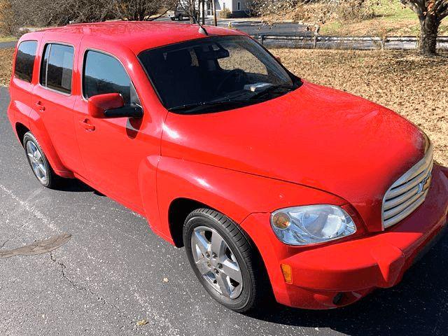 2011 Chevrolet-Low Miles!!! $500 Dn! Wac! HHR-LASER RED BHPH LT