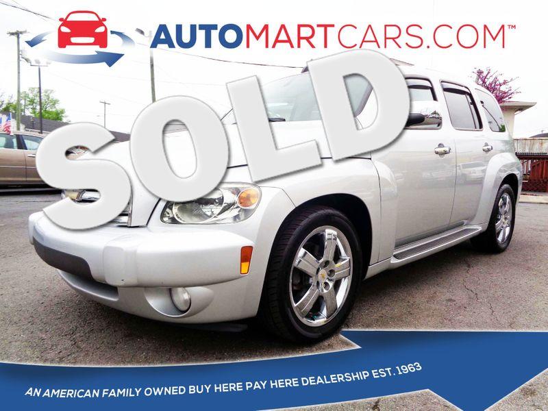 2011 Chevrolet HHR LT w/2LT   Nashville, Tennessee   Auto Mart Used Cars Inc. in Nashville Tennessee