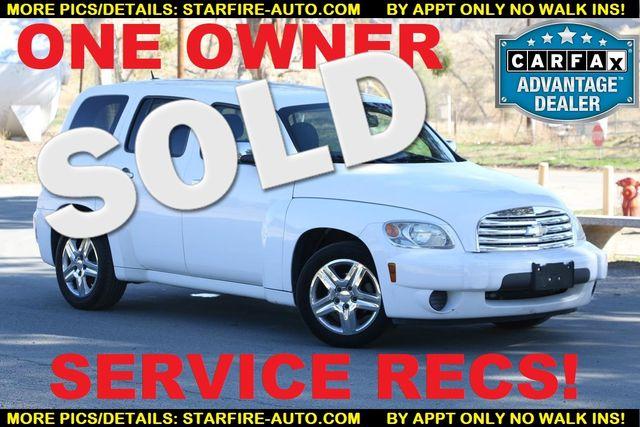 2011 Chevrolet HHR LT w/1LT Santa Clarita, CA 0