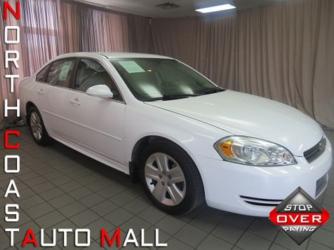 2011 Chevrolet Impala LS Retail in Akron, OH