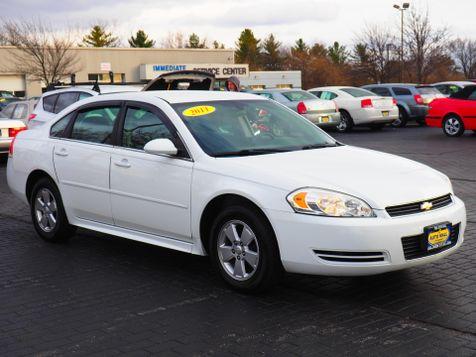 2011 Chevrolet Impala LS Fleet | Champaign, Illinois | The Auto Mall of Champaign in Champaign, Illinois