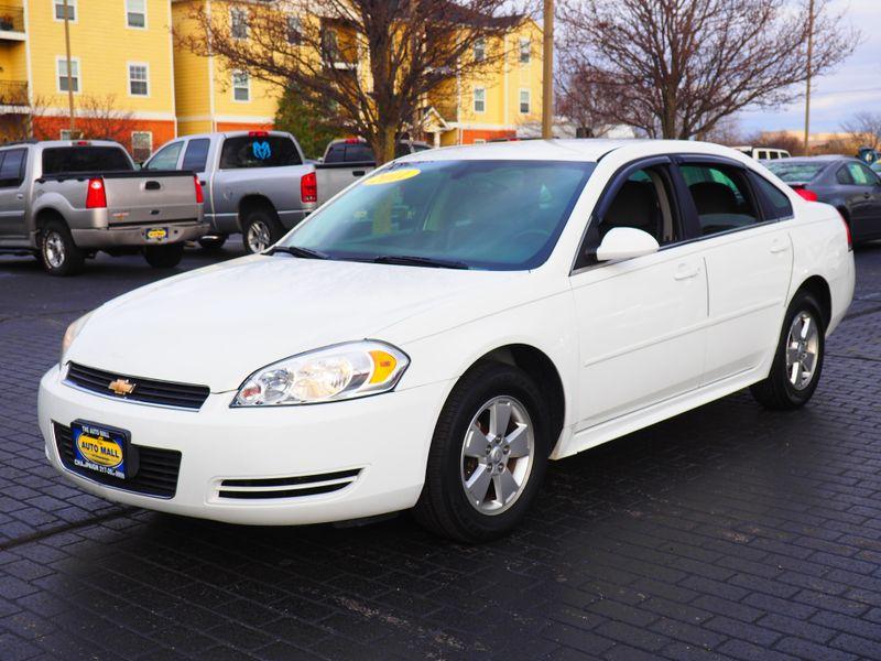 2011 Chevrolet Impala LS Fleet | Champaign, Illinois | The Auto Mall of Champaign in Champaign Illinois