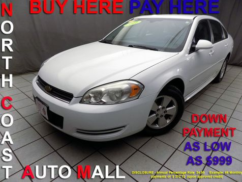 2011 Chevrolet Impala LS Fleet As low as $999 DOWN in Cleveland, Ohio