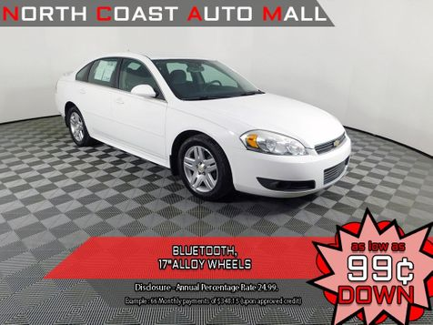 2011 Chevrolet Impala LT Retail in Cleveland, Ohio