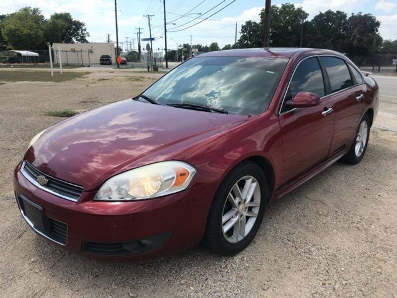 2011 Chevrolet Impala LTZ | Ft. Worth, TX | Auto World Sales LLC in Ft. Worth TX
