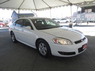 2011 Chevrolet Impala LT Fleet Gardena, California 3