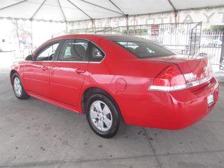 2011 Chevrolet Impala LT Fleet Gardena, California 7