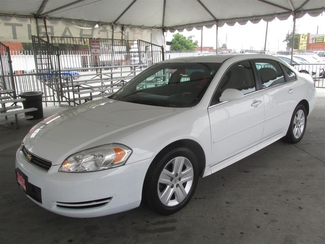 2011 Chevrolet Impala LS Fleet Gardena, California