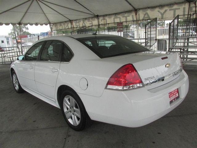 2011 Chevrolet Impala LS Fleet Gardena, California 1