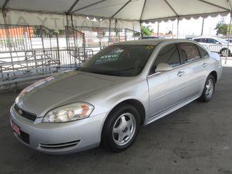 2011 Chevrolet Impala LS Fleet Gardena, California