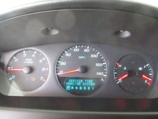 2011 Chevrolet Impala LS Fleet Gardena, California 4