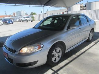2011 Chevrolet Impala LT Fleet Gardena, California