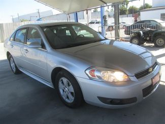 2011 Chevrolet Impala LT Fleet Gardena, California 3