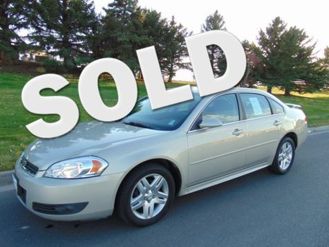 2011 Chevrolet Impala LT Retail in Great Falls, MT