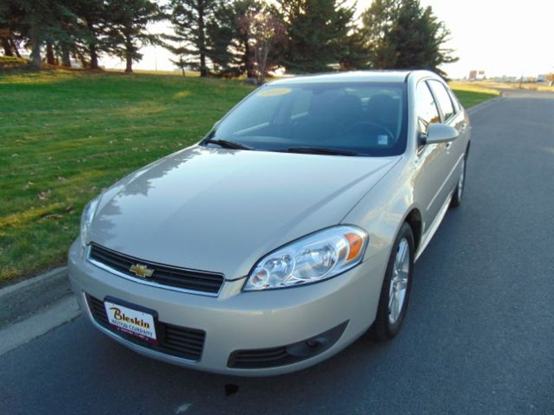 2011 Chevrolet Impala LT Retail  city MT  Bleskin Motor Company   in Great Falls, MT