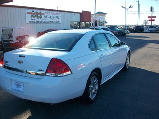 2011 Chevrolet Impala LT Sedan 4D Greenville, Texas 6