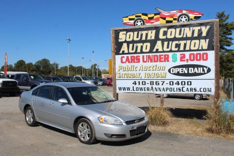 2011 Chevrolet Impala LT Retail in Harwood, MD