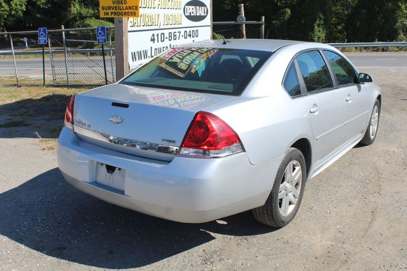 2011 Chevrolet Impala LT Retail  city MD  South County Public Auto Auction  in Harwood, MD